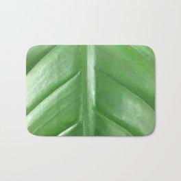 Leaf, Fashion Textures Bath Mat