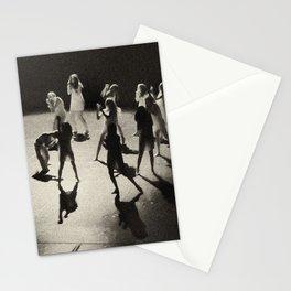 Ombres dansées Stationery Cards