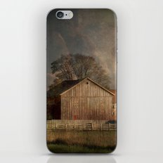 Passing Storm iPhone & iPod Skin
