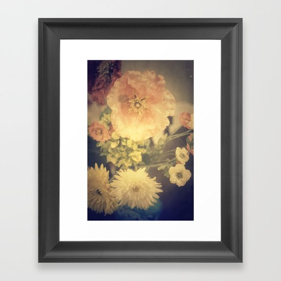 Grandpa's House Framed Art Print