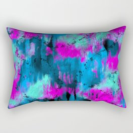 Dramatic Expressionism 1 Rectangular Pillow