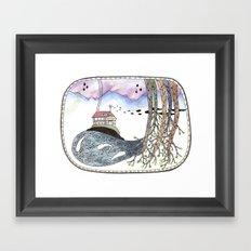 A Quiet Life Framed Art Print