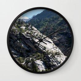 Little Cottonwood Wall Clock