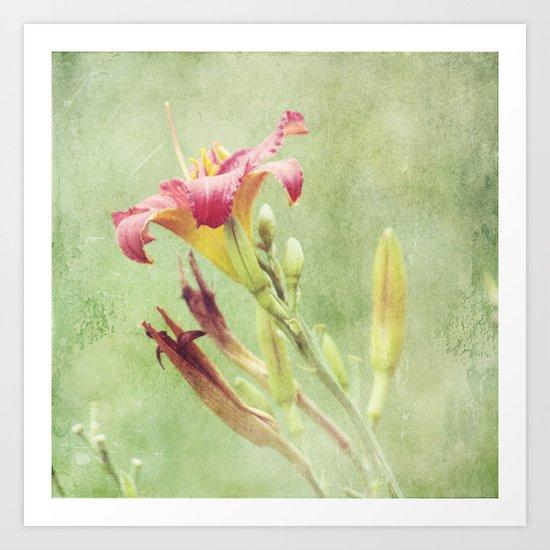 Garden Goddess Art Print