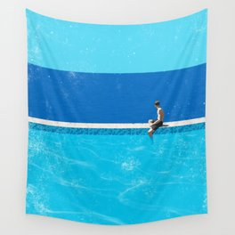 Pool 6 Wall Tapestry
