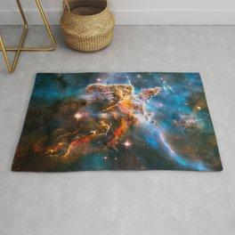 Carina Nebula, Galaxy Background, Universe Large Print, Space Wall Art Decor, Deep Space Poster Rug
