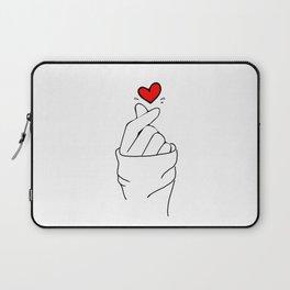 LOVE HAND Laptop Sleeve