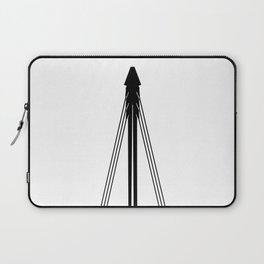 Dublin's Samuel Becket Bridge Laptop Sleeve