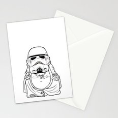 Buddah Trooper Stationery Cards