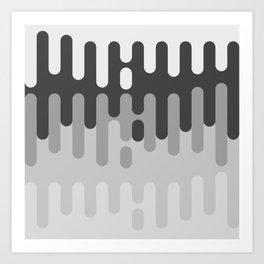 Paint dripping background #society6 #decor #buyart #artprint Art Print