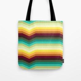 Color harmonies (Bee-eater) Tote Bag