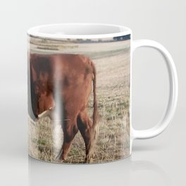 How Now Brown Cows #cows #farm  Coffee Mug