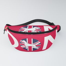 LONDON WEIMS Fanny Pack