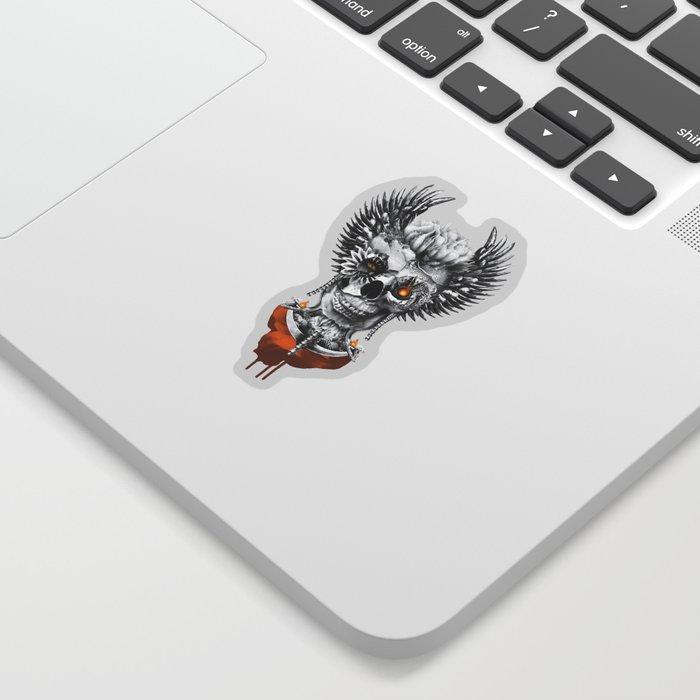 Skull Lord II Sticker