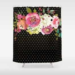 Flowers bouquet #34 Shower Curtain