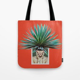 Lady of Thorns Tote Bag