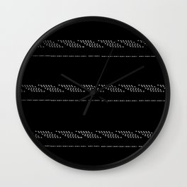 triangles classe Wall Clock
