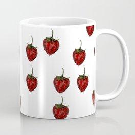fresh summer strawberries dream Coffee Mug