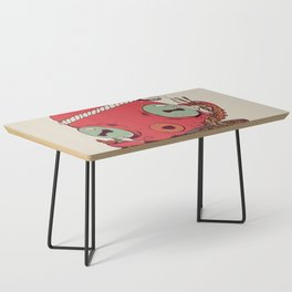 Spicy Ramen Coffee Table