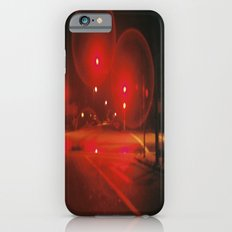 Red Lights iPhone 6s Slim Case