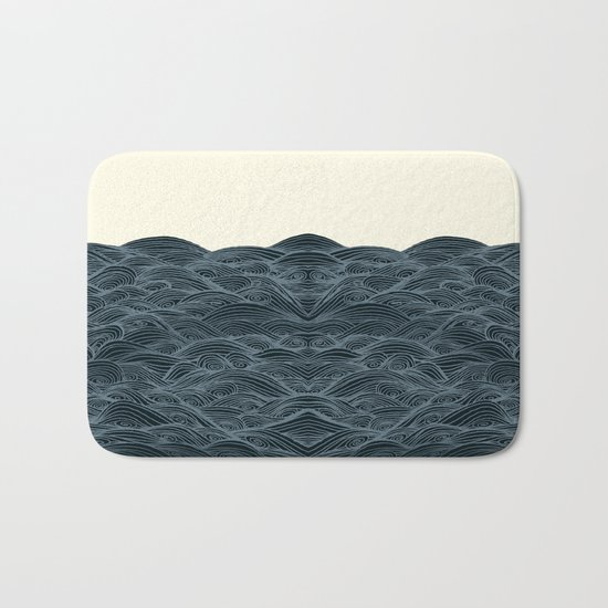 A Sea Symphony - Vaughan Williams Bath Mat