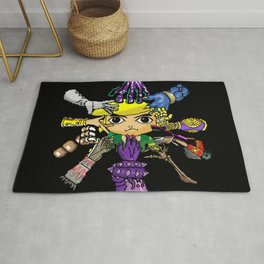 Legend of Link - Pixel Art Rug
