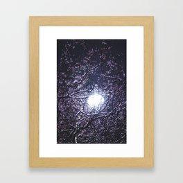 Cold spring Framed Art Print