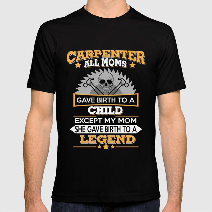 f89f9af1 Funny Carpenter T Shirts Proud Carpenter Gift T-shirt by amatees ...