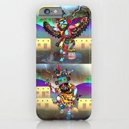 Kachina Eagle iPhone Case