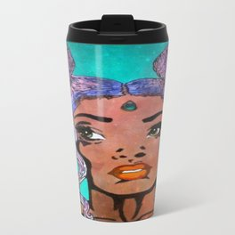 Melanin Mocha Travel Mug