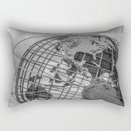 State of the World Rectangular Pillow