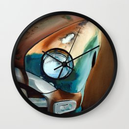 Well That's That Wall Clock