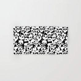 Oh Panda Hand & Bath Towel