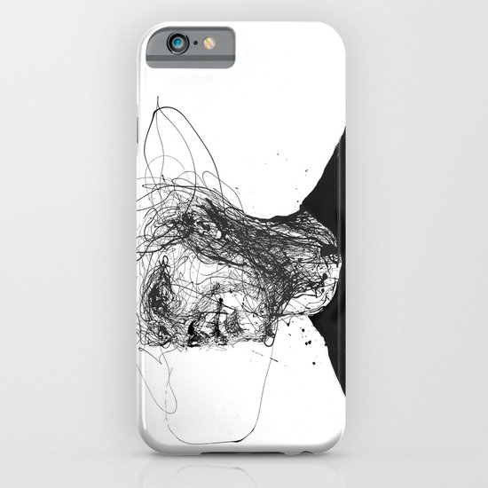 frail lull iPhone & iPod Case