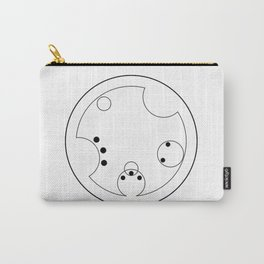 Wanted poster - Gallifreyan script Carry-All Pouch