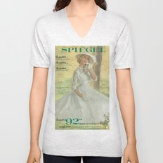1957 Spring/Summer Catalog Cover Unisex V-Neck