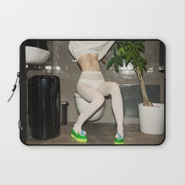 Ghosts aren't Real Laptop Sleeve