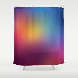 Blur Space IV Shower Curtain