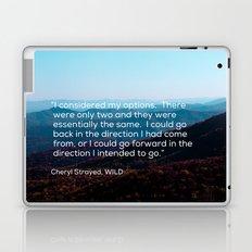 Go Forward Laptop & iPad Skin