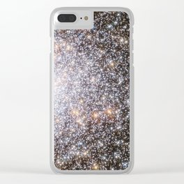 Globular Cluster NGC 362 Clear iPhone Case