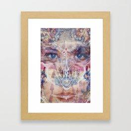 Things that make you go Om Framed Art Print