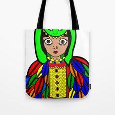 Quetzacoatl Tote Bag