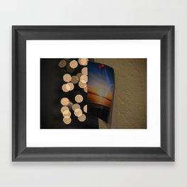 Photo Framed Art Print