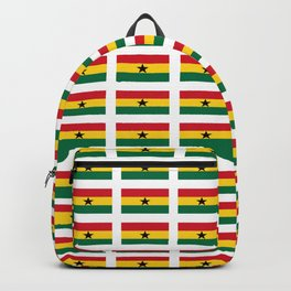 Flag of Ghana -Ghanaian,accra,kumasi,Akans,Dagbani,Tamale,Gold coast,Ashanti Backpack