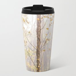 Last of the Autumn Gold Travel Mug