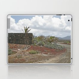 Rural Lanzarote Laptop & iPad Skin