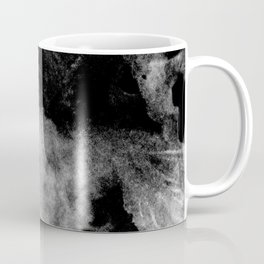Textures (Black and White version) Coffee Mug