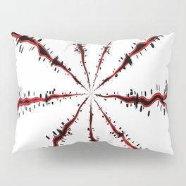Spinning around Pillow Sham