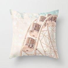 Love in the air Throw Pillow