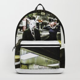 Rabbit & The Fox - 4AM Diner Backpack